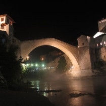 Mostar, Bosnahersek