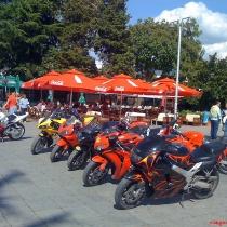 Ohrid motosiklet festivali