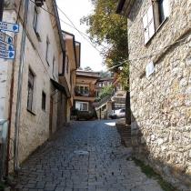 Ohrid sokakları