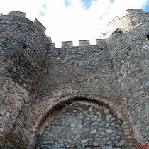 Ohrid kale giriÅşi