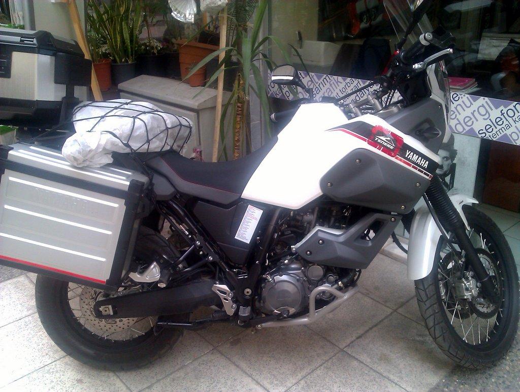 Yamaha Tenere Atilgan