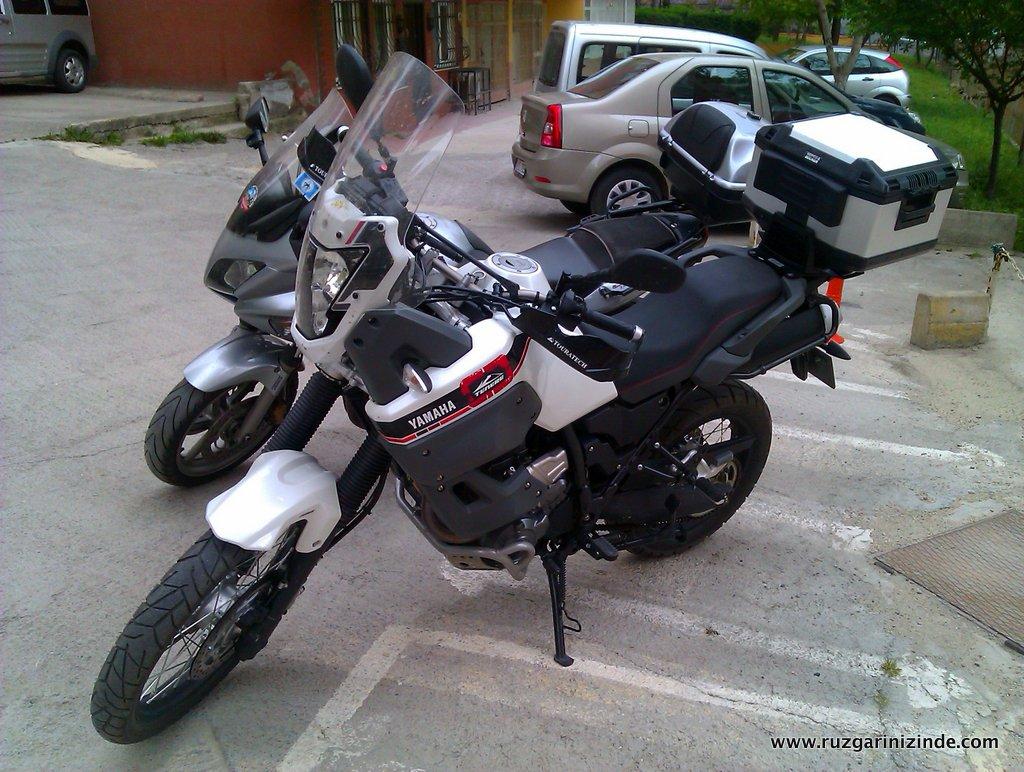 Yamaha Tenere XT660ZA (Atilgan)