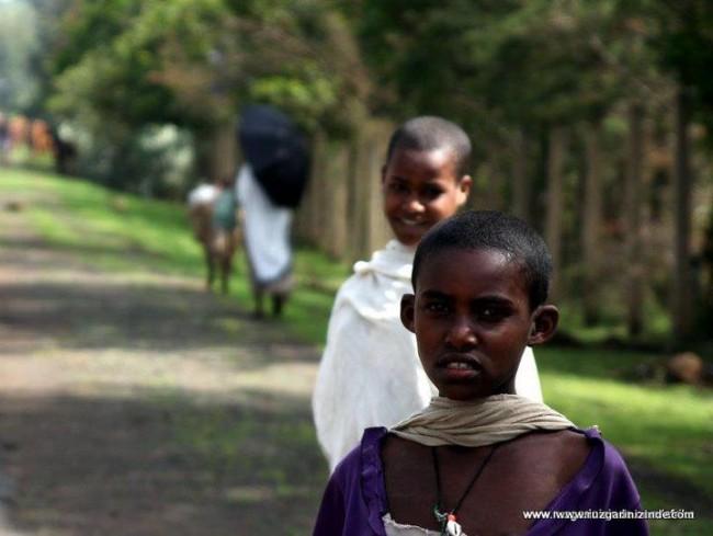 Etiyopya, Çocuklar