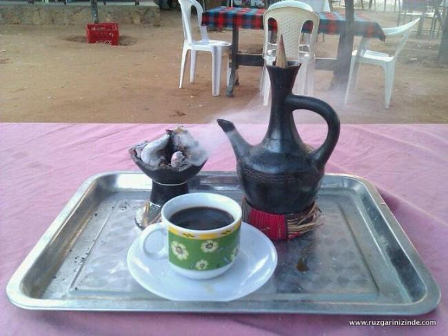 Etiyopya, Kahve Seronomisi