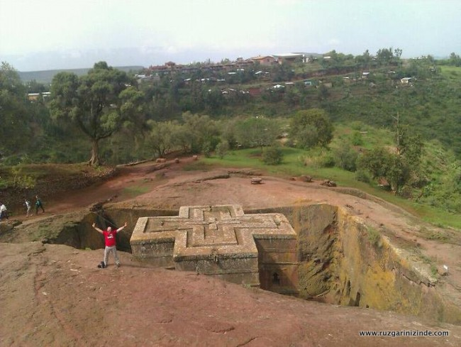 Etiyopya, Lalibela Klisesi