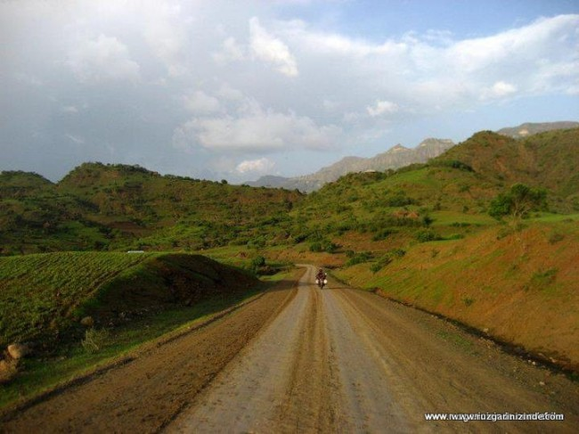 Etiyopya, Omo Vadisi