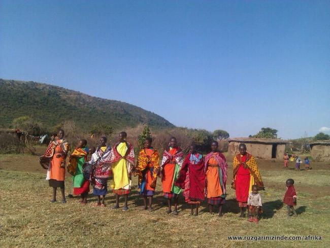 Kenya, Masai Kabilesi