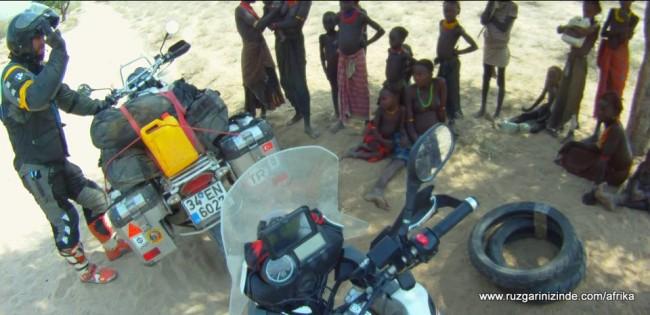 Etiyopya, Omo Vadisi, Kabileler