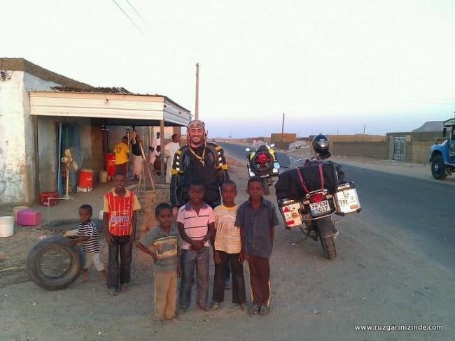 Sudan Çocuklar