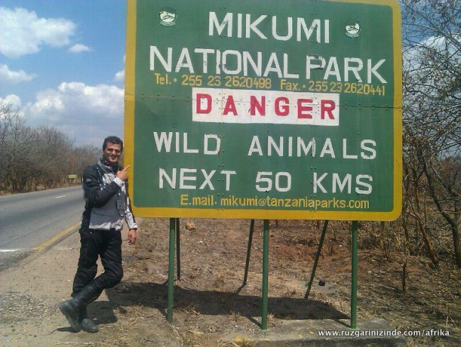 Tanzanya, Mikumi Parki