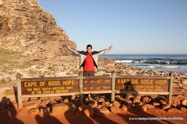 Güney Afrika, Ümit Burnu