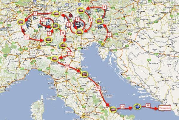 route-alpler