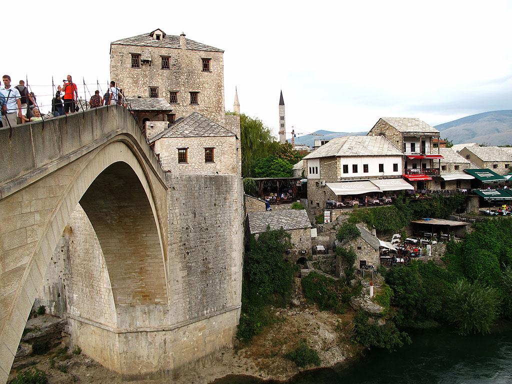Mostar-Bosnahersek